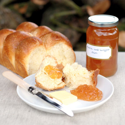 Vivien Lloyd Apple and Ginger Jam