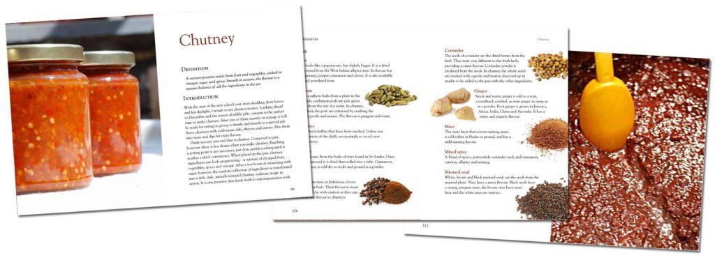 Vivien Lloyd - First Preserves - Chutney spread sample
