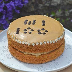 WI Centenary Coffee Cake