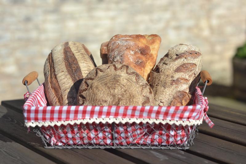 Emmanuel Hadjiandreo's bread